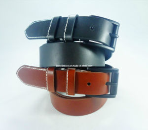 New Design Fashion Men Leather Belt