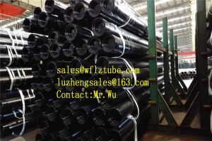 Tubing and Casing Seamless, 5CT J55 Steel Pipe, API 5CT Spec Tubing pictures & photos