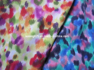 Spun Polyester Jacquard/Yarn-Dyed/Crushed/Printed/ Voile Fabric for Scarf and Dress