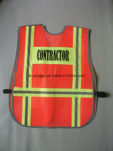 China Professional Manufacturer of Reflective Vest (yj-101708)