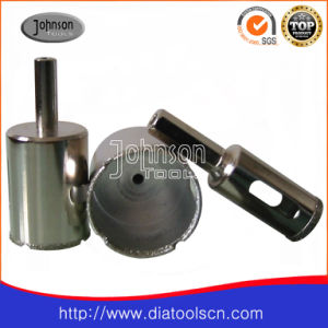 Electroplated Type Diamond Core Bit: Drill Bits pictures & photos