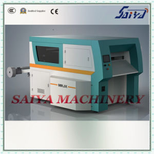 Newest Automatic PE Coated Paper Creasing Cutting Machine Sy-900n