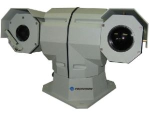 PTZ Dual Sensor Thermal&Day Camera--Long Range Security Surveillance Fs-TV430r2