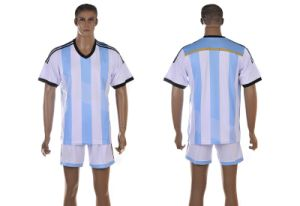 Argentina′s National Soccer Team Jersey in The 2014 World Cup