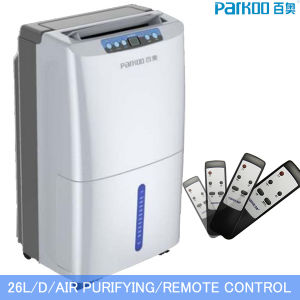 Comfortable Greenhouse Dehumidifier with UL 26L/D