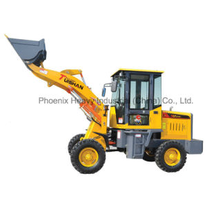 Lowest Price 0.7 Cbm Mini Wheel Loader with Weichai Engine pictures & photos