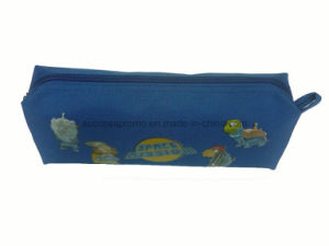 Custom 600d Polyester Pencil Case for Promotion Gift pictures & photos