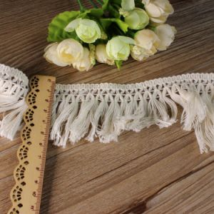 New Design Cotton Fringe for Hometextile Table Cloth pictures & photos