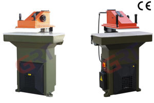22T Hydraulic Swing Arm Cutting Press pictures & photos