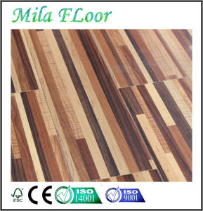 12mm Waterproof Crystal Wood Flooring with OEM Serivce (JJ11032#)