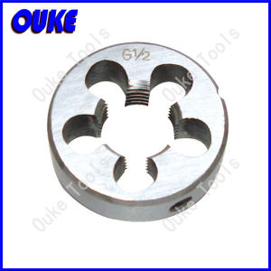 DIN5158 G HSS Screw Round Dies