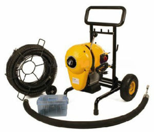 Electric Drain Pipe Cleaner Sewer Machine (S-200B)