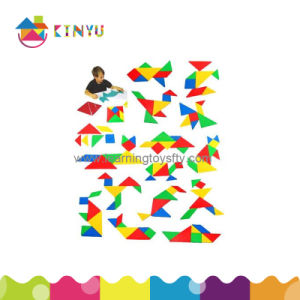 Board Game/Plastic Tangrams/Educational Puzzles pictures & photos