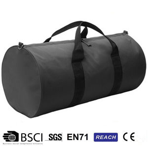 XIAMEND Waterproof Sports Gym Bag with Shoes Compartment for Men and Women Color : Black+red