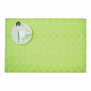 Foamed Matte Polyester Woven Tablemat for Tabletop & Flooring