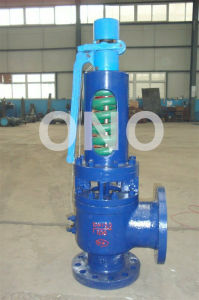 Spring Loaded Low Lift Type Lever Stainless Steel Safety Valve pictures & photos