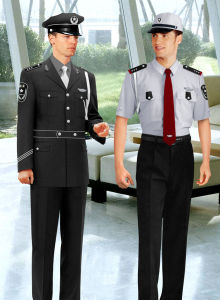Comfortable Security Uniform for Men Can Be Custom Sc-11 pictures & photos