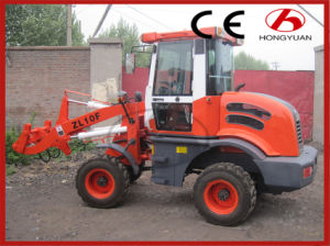 Multi-Function Mini Wheel Loader with Rops (ZL10FH) pictures & photos