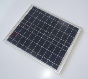 20W Poly Solar Panel for Solar Lighting System pictures & photos