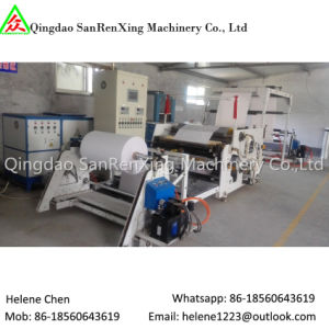 Hot Melt Adhesive Roll Coating Machine for Thermal Label