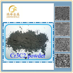Cr3c2 Chromium Carbide Powder Has High Surface Activity pictures & photos