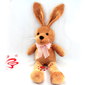 Funny Stuffed Plush Rabbit Children Plush Toy (TPTT0092)