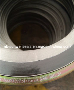 Inconel600 Spiral Wound Gaskets Sunwell pictures & photos