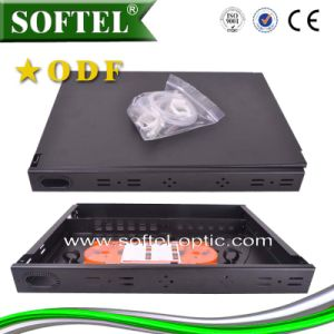 2014 New Arrival Fiber Optic Patch Panel pictures & photos