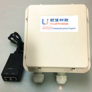 Support Openwrt Waterproof Outside Router IP67 with SIM Card Slot CPE 4G Lte WiFi Router pictures & photos