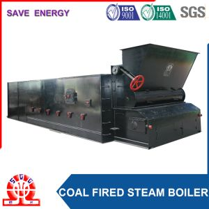 Solid Fuel Coal Fired Horizontal Water Tube Steam Boiler pictures & photos