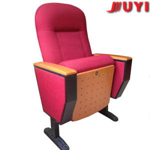 High Quality Wooden Auditorium Chair Jy-605m pictures & photos