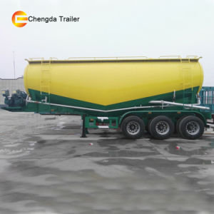 Dry Bulker Cement Tank Semi Trailer, Bulk Cement Bulker pictures & photos