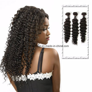 Deep Wave Human Hair 100% Unprocessed Wholesale
