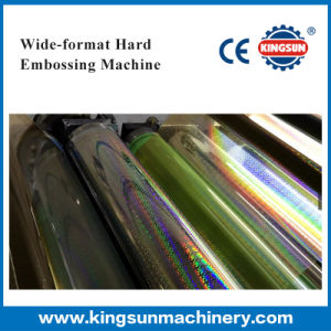 Wide-format Hard Embossing Machine pictures & photos