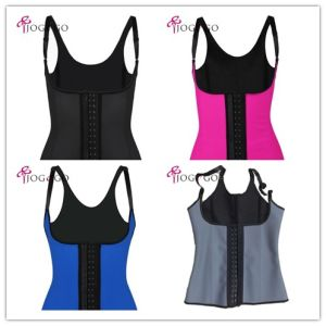 f89fd6a3eb2 China Wholesale Slimming Best Latex Rubber Steel Boned Lcoking Waist ...