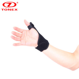 Thumb Support Brace with Aluminum Stabilizer for Pain, Sprains, Arthritis