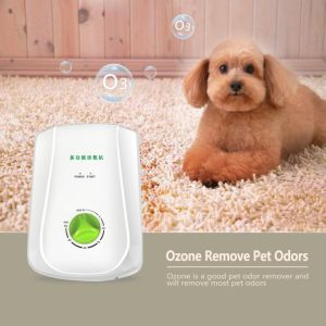 New Style Household Portable Ozone Generator Eliminate The Pets Odors