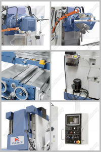 Heavy Duty Bed Type Universal Milling Machine (X715) pictures & photos