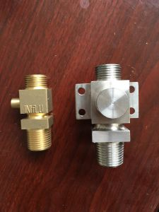 Machined Brass Parts pictures & photos