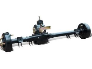 Rear Axle for Auto Tricycle, Power King 8g