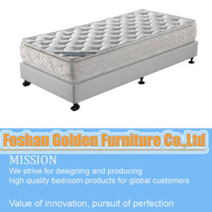 Double Pillow Top Foam Mattress pictures & photos