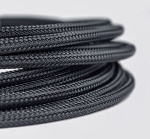 china black pet braided cable sleeve for wire harness sleeving rh dgmeishi888 en made in china com Innovative Wire Harness Sleeving Innovative Wire Harness Sleeving