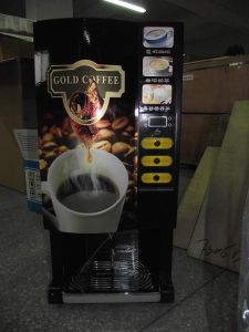 Coffee Vending Machines for Hotal/Home/Restaurant Use (F303) pictures & photos