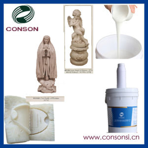 Mold Making Silicone Rubber for Plaster Casting (CSN-8525C)
