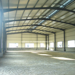 Low Cost High Quality Prefabricated Steel Structure House pictures & photos