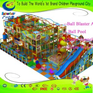 Superboy Soft Indoor Playground for Kids pictures & photos