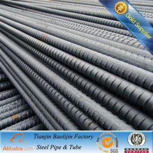 ASTM A615 Grade 60 Reinforced Steel Bar pictures & photos