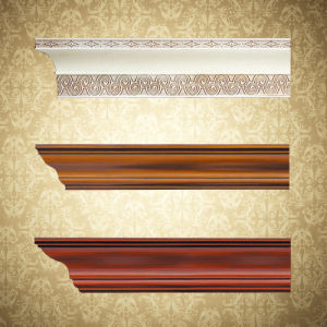 Cornice for Kitchen (PUX50-F16, PUX52-F4) pictures & photos
