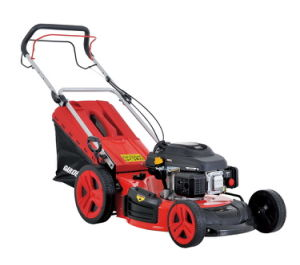 "4-in-1 18"" Kc Lawn Mower/ Recoil Start&Self-Propelled"