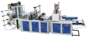 Numerically Control High Speed Plastic Bag Making Machine